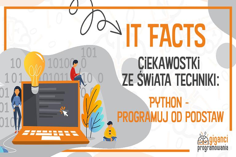 Python - jeden z najpopularniejszych języków programowania na świecie