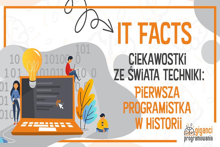 Pierwsza programistka w historii - kim była Ada Lovelace?